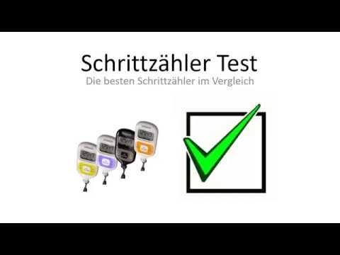 Schrittzähler Test - Testsieger 2014