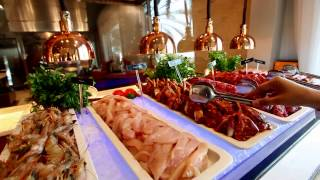 Enjoy every Friday the best voted brunch in Bahrain! Plenty of food and fun at the Movenpick.