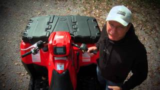 8. Polaris Sportsman X2 Test Ride