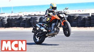 6. KTM 790 Duke | First Rides | Motorcyclenews.com