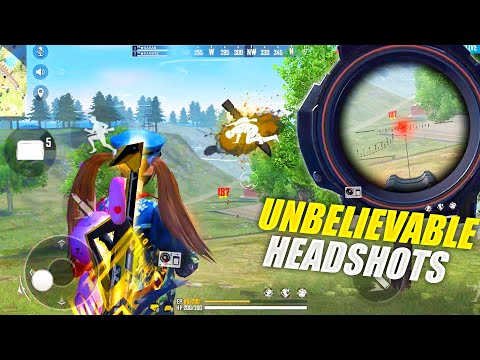 Unbelievable Duo vs Squad OP Headshots Free Fire Gameplay   Beware Of My Scope In Free Fire