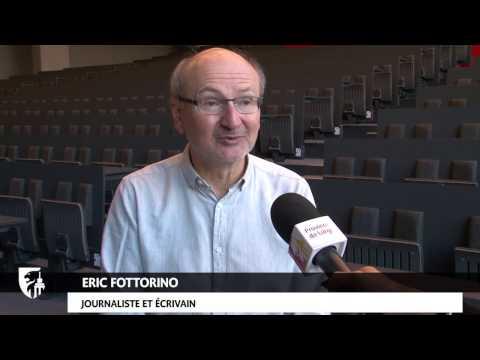Rencontre littéraire avec Eric Fottorino, écrivain et grand journalist