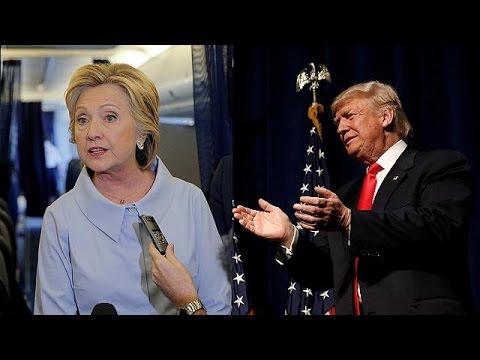 Τραμπ: «Εάν η Χίλαρι εκλεγεί πρόεδρος των ΗΠΑ, ο Πούτιν θα γελάει»