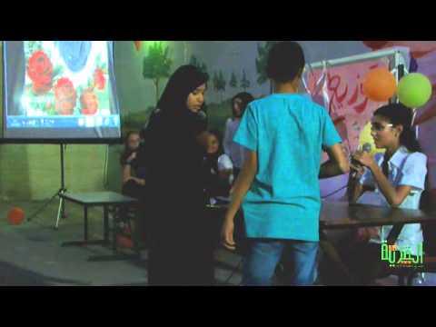 حفل تخرج مدرسة الزهراء 2011-2012