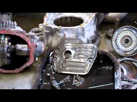 Greg's Lexus RX300 Transmission Show-N-Tell