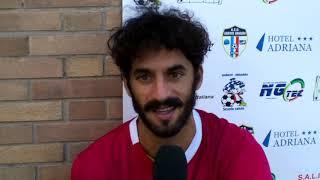 Coppa Italia dopogara Gabicce vs Valfoglia