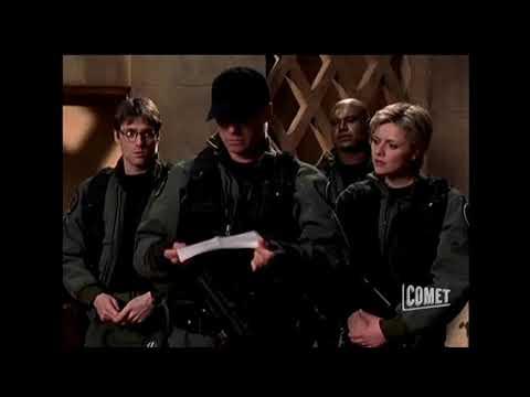 Stargate SG1 - O'Neill Restores Childhood (Season 3 Ep. 5)