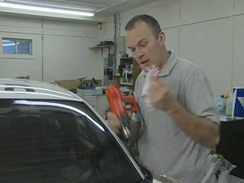 How to Apply Vehicle Decals & Graphics : Applying Vehicle Graphics: Removal