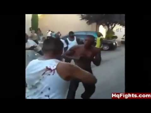hardcore street fight