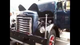 Caminhão GMC Maritimo