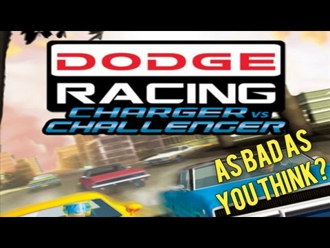 Dodge Racing : Charger vs Challenger Wii