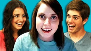 Teens React to Overly Attached Girlfriend