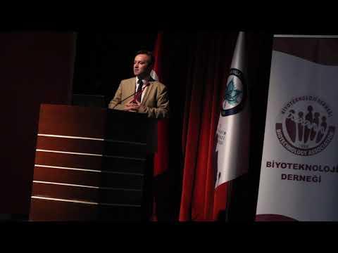 Prof. Dr. Ahmet ÇABUK - 2. Ulusal Biyoteknoloji Öğrenci Zirvesi