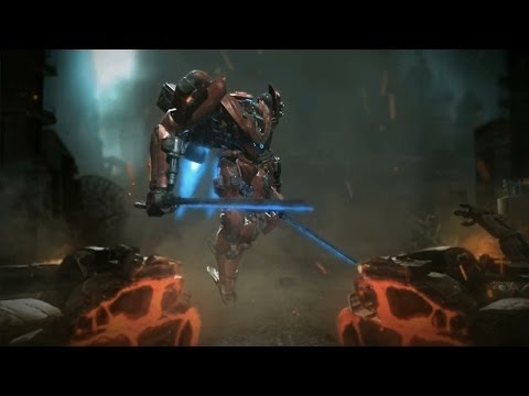 MechRunner Announcement Trailer
