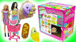 Video Squishy Squish Dee Lish Shopkins Surprise Blind Bag Squishes - Mystery Toys Haul MP3, 3GP, MP4, WEBM, AVI, FLV Desember 2017
