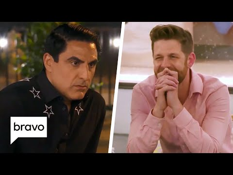 Is Reza's Husband Cheating on Him… With Strip Jenga? | Shahs of Sunset Highlights (S8 Ep1)