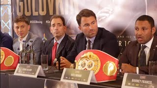 U.K. Full press conference