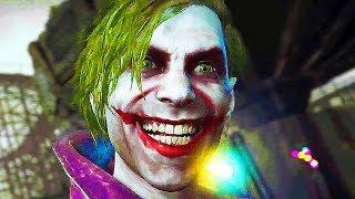 INJUSTICE 2 - Joker Gameplay (PS4, Xbox One) by Game News