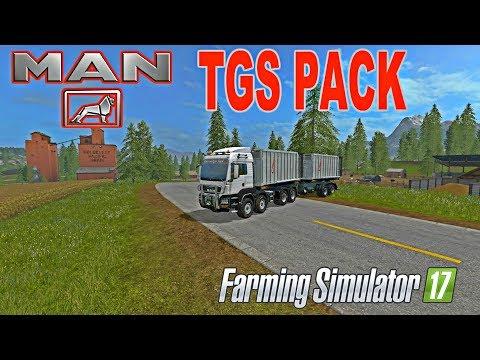 MAN TGS PACK v1.0.5