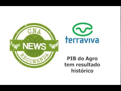 Terra Viva: PIB do Agro tem resultado histórico