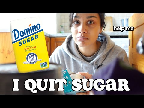 i quit sugar for one week | clickfortaz
