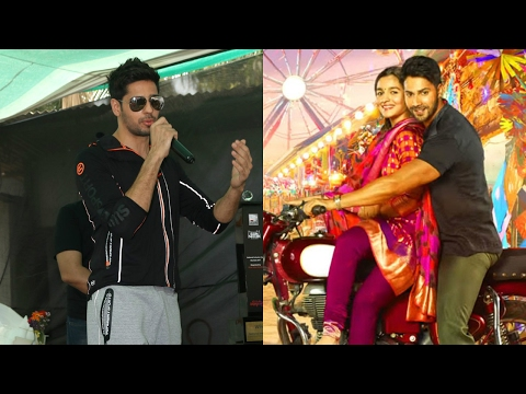 Sidharth Malhotra's Reaction On Varun Alia's Chemistry In Badrinath Ki Dulhaniya