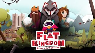 Every two dimensional realm's worst nightmare!... the third dimensionFlat Kingdom is available on Steam for $8===================================Keep in touch via the social media!Twitter: https://twitter.com/PraisedscooterDiscord Server: https://discord.gg/0zGBq9VIblFKGgV4Facebook: https://www.facebook.com/PraisedScooter1Steam: http://steamcommunity.com/groups/praisedscooter