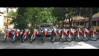 10. HONDA CRF 250L SPECIFICATIONS and REVIEWS, Vietnam Motorbike Tour Asia