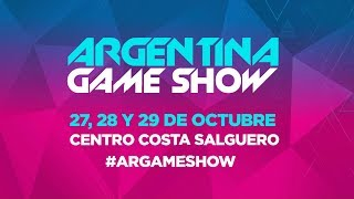 Spot Argentina Game Show 2017