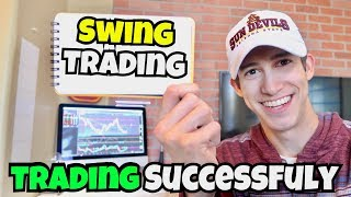 Video How To Swing Trading Successfully | $400 Profit MP3, 3GP, MP4, WEBM, AVI, FLV Maret 2019