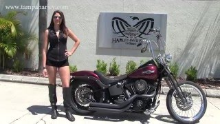3. 2008 HARLEY DAVIDSON Softail Crossbones for sale in Tampa FL