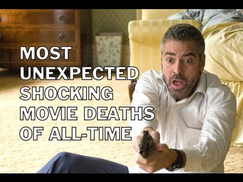 The Most Unexpected Shocking Movie Deaths of All-Time - JoBlo.com (HD) (видео)