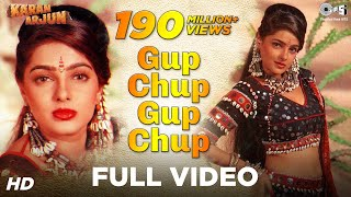 Video Gup Chup Gup Chup Video Song - Karan Arjun | Mamta Kulkarni | Alka Yagnik & Ila Arun MP3, 3GP, MP4, WEBM, AVI, FLV Januari 2019