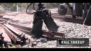 Rail Takeup - Relay Rail