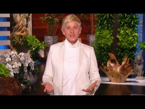 Ellen DeGeneres Addresses Toxic Workplace Allegations