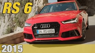 ► 2015 Audi RS6 Test Drive (Good Exhaust Sound)
