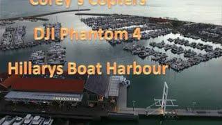 Boat Harbour Australia  city photos : DJI Phantom 4 - Hillarys Boat Harbour - Western Australia