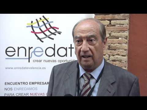 Entrevista a Jesus Casanova, Director de CEEI Valencia en Enrédate Alzira 2015