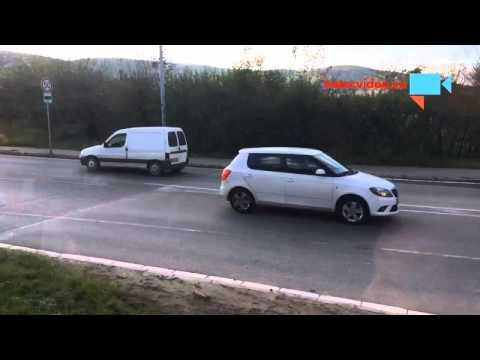 Dopravní nehoda Brno, Komín