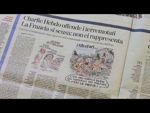 Το Αματρίτσε μηνύει το Charlie Hebdo