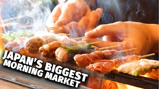 Video Japan's Biggest Morning Market MP3, 3GP, MP4, WEBM, AVI, FLV Agustus 2019
