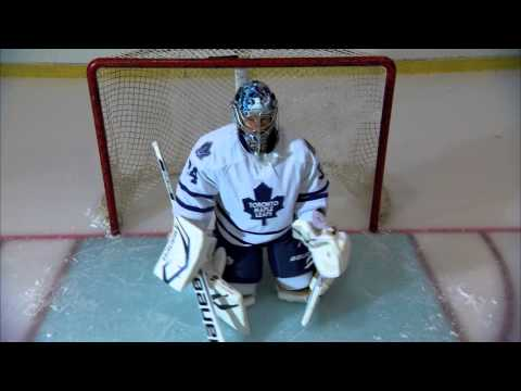 james reimer - Listen to James Reimer, goaltender for the Toronto Maple Leafs, explain his pre-game routine and how he gets ready for a game.
