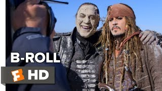 Video Pirates of the Caribbean: Dead Men Tell No Tales B-Roll 2 (2017) | Movieclips Coming Soon MP3, 3GP, MP4, WEBM, AVI, FLV Mei 2017