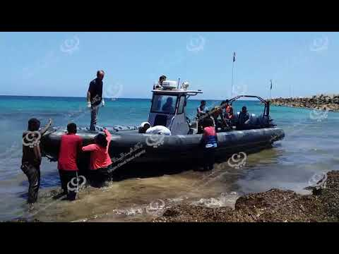 حرسالسواحلالليبيينتشل3جثثوينقذ142مهاجر