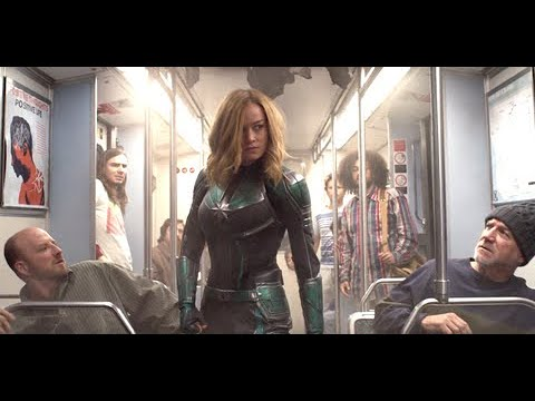 Stan Lee in Captain Marvel [HD]