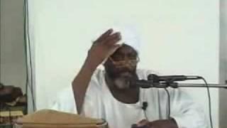 الشيخ حامد آدم : كيف كنا نعلم الغيب جزء 2