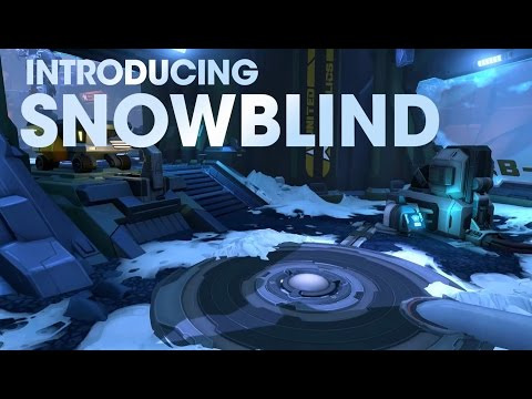 Battleborn: New Maps — Snowblind!