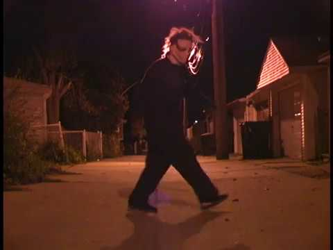 Michael Myers Meets Footwork -