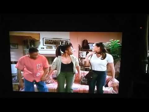 Moesha TV Series: Moesha and Kellie is Talking