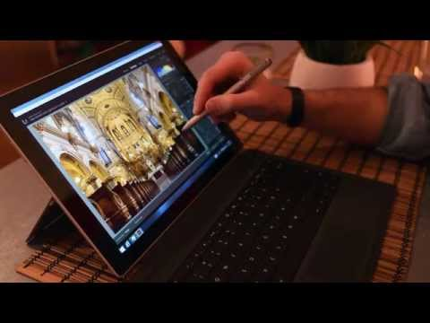 Microsoft Surface Pro 3 i7 Review (Lightroom Editing) - Oh, It's Them